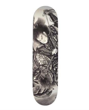 Horiyoshi III Skateboard Shape Deck Japanese Tattoo Style