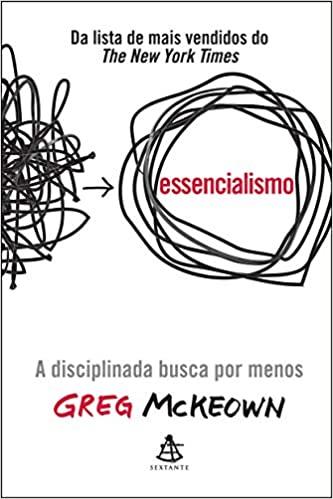 Essencialismo Greg McKeown